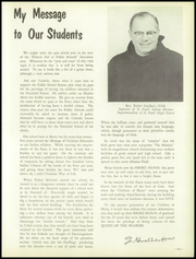 Page 13, 1956 Edition, St Pauls High School - Smoke Signal Yearbook (Marty, SD) online yearbook collection