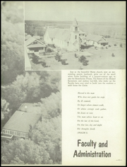 Page 15, 1956 Edition, St Pauls High School - Smoke Signal Yearbook (Marty, SD) online yearbook collection