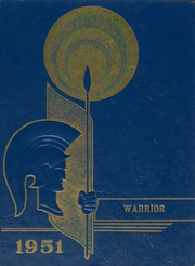 1951 Edition, Trent High School - Warrior Yearbook (Trent, SD)
