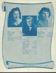 Page 15, 1953 Edition, Trent High School - Warrior Yearbook (Trent, SD) online yearbook collection