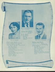 Page 9, 1953 Edition, Trent High School - Warrior Yearbook (Trent, SD) online yearbook collection