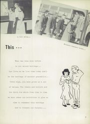 Page 5, 1957 Edition, Trent High School - Warrior Yearbook (Trent, SD) online yearbook collection