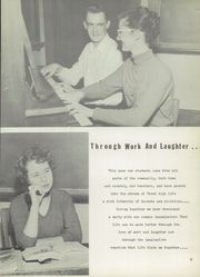 Page 9, 1957 Edition, Trent High School - Warrior Yearbook (Trent, SD) online yearbook collection