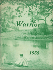 1958 Edition, Trent High School - Warrior Yearbook (Trent, SD)