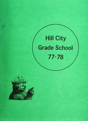 Page 1, 1978 Edition, Hill City Junior High School - Yearbook (Hill City, SD) online yearbook collection