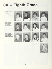 Page 12, 1988 Edition, Hill City Junior High School - Yearbook (Hill City, SD) online yearbook collection