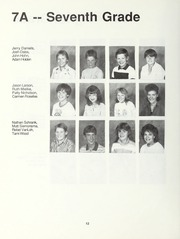 Page 14, 1988 Edition, Hill City Junior High School - Yearbook (Hill City, SD) online yearbook collection