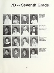 Page 15, 1988 Edition, Hill City Junior High School - Yearbook (Hill City, SD) online yearbook collection