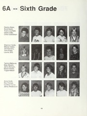 Page 16, 1988 Edition, Hill City Junior High School - Yearbook (Hill City, SD) online yearbook collection