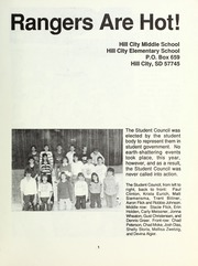 Page 3, 1988 Edition, Hill City Junior High School - Yearbook (Hill City, SD) online yearbook collection