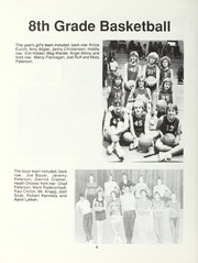 Page 8, 1988 Edition, Hill City Junior High School - Yearbook (Hill City, SD) online yearbook collection
