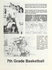 Page 9, 1988 Edition, Hill City Junior High School - Yearbook (Hill City, SD) online yearbook collection