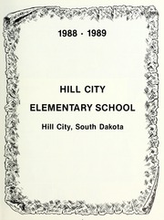 Page 3, 1989 Edition, Hill City Junior High School - Yearbook (Hill City, SD) online yearbook collection