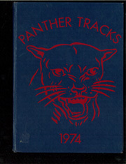 1974 Edition, Porter Middle School - Panther Tracks Yearbook (Austin, TX)
