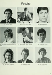 Page 13, 1985 Edition, Fay School - Pioneer Yearbook (Southborough, MA) online yearbook collection