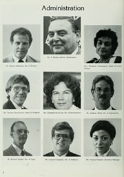Page 8, 1985 Edition, Fay School - Pioneer Yearbook (Southborough, MA) online yearbook collection