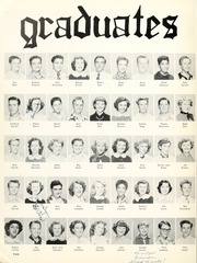 Page 4, 1952 Edition, William Logan Stephens Middle School - Scroll Yearbook (Long Beach, CA) online yearbook collection