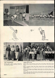 William Logan Stephens Middle School - Scroll Yearbook (Long Beach, CA) online yearbook collection, 1953 Edition, Page 34