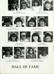 Page 11, 1983 Edition, Davidson Middle School - Achievements Yearbook (San Rafael, CA) online yearbook collection