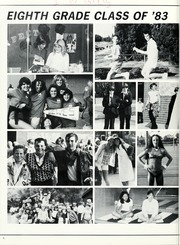 Page 10, 1983 Edition, Hewes Middle School - Hewes Yearbook (Santa Ana, CA) online yearbook collection
