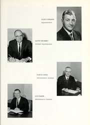 Page 11, 1963 Edition, Lanier Junior High School - Fishbowl Yearbook (Macon, GA) online yearbook collection