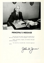 Page 12, 1963 Edition, Lanier Junior High School - Fishbowl Yearbook (Macon, GA) online yearbook collection
