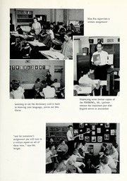 Page 17, 1963 Edition, Lanier Junior High School - Fishbowl Yearbook (Macon, GA) online yearbook collection