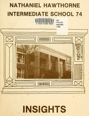Page 5, 1982 Edition, Nathaniel Hawthorne Junior High School 74 - Insights Yearbook (Bayside, NY) online yearbook collection
