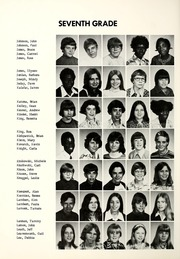 Andrew Jackson Middle School - Jacksonian Yearbook (South Bend, IN) online yearbook collection, 1976 Edition, Page 46