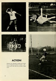 Andrew Jackson Middle School - Jacksonian Yearbook (South Bend, IN) online yearbook collection, 1978 Edition, Page 58