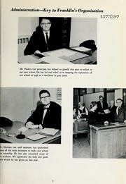 Page 13, 1962 Edition, Franklin Junior High School - Kite N Key Yearbook (Fort Wayne, IN) online yearbook collection