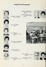 Page 14, 1962 Edition, Franklin Junior High School - Kite N Key Yearbook (Fort Wayne, IN) online yearbook collection