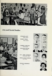 Page 15, 1962 Edition, Franklin Junior High School - Kite N Key Yearbook (Fort Wayne, IN) online yearbook collection
