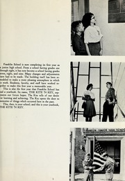 Page 9, 1962 Edition, Franklin Junior High School - Kite N Key Yearbook (Fort Wayne, IN) online yearbook collection