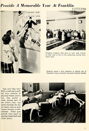 Page 11, 1963 Edition, Franklin Junior High School - Kite N Key Yearbook (Fort Wayne, IN) online yearbook collection