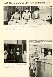 Page 12, 1963 Edition, Franklin Junior High School - Kite N Key Yearbook (Fort Wayne, IN) online yearbook collection