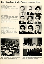 Page 15, 1963 Edition, Franklin Junior High School - Kite N Key Yearbook (Fort Wayne, IN) online yearbook collection