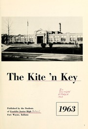 Page 9, 1963 Edition, Franklin Junior High School - Kite N Key Yearbook (Fort Wayne, IN) online yearbook collection