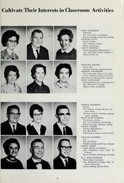 Page 13, 1964 Edition, Franklin Junior High School - Kite N Key Yearbook (Fort Wayne, IN) online yearbook collection