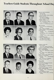 Page 14, 1964 Edition, Franklin Junior High School - Kite N Key Yearbook (Fort Wayne, IN) online yearbook collection