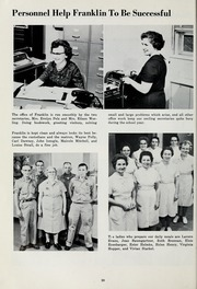 Page 16, 1964 Edition, Franklin Junior High School - Kite N Key Yearbook (Fort Wayne, IN) online yearbook collection