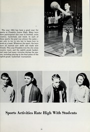 Page 17, 1964 Edition, Franklin Junior High School - Kite N Key Yearbook (Fort Wayne, IN) online yearbook collection
