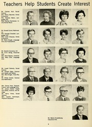 Page 12, 1970 Edition, Franklin Junior High School - Kite N Key Yearbook (Fort Wayne, IN) online yearbook collection
