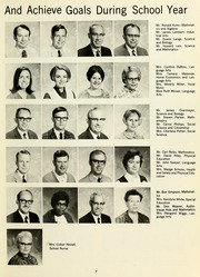 Page 13, 1970 Edition, Franklin Junior High School - Kite N Key Yearbook (Fort Wayne, IN) online yearbook collection