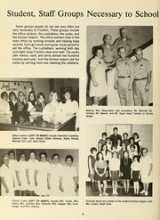 Page 14, 1970 Edition, Franklin Junior High School - Kite N Key Yearbook (Fort Wayne, IN) online yearbook collection