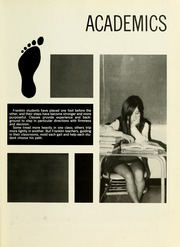 Page 15, 1970 Edition, Franklin Junior High School - Kite N Key Yearbook (Fort Wayne, IN) online yearbook collection