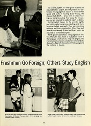 Page 17, 1970 Edition, Franklin Junior High School - Kite N Key Yearbook (Fort Wayne, IN) online yearbook collection
