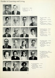 Page 13, 1972 Edition, Franklin Junior High School - Kite N Key Yearbook (Fort Wayne, IN) online yearbook collection