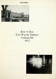 Page 9, 1972 Edition, Franklin Junior High School - Kite N Key Yearbook (Fort Wayne, IN) online yearbook collection