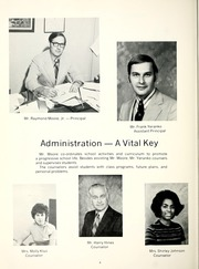 Page 10, 1973 Edition, Franklin Junior High School - Kite N Key Yearbook (Fort Wayne, IN) online yearbook collection